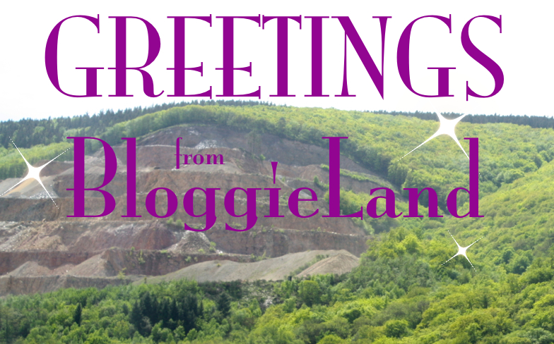 Welcome to BloggieLand