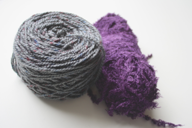 The Yarn Stash Project: Week Three (Lashes & Mohawks)