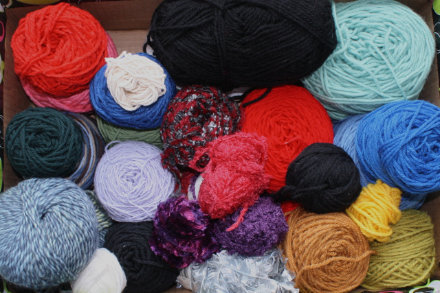 The Yarn Stash Project: Week Five (Confessions)