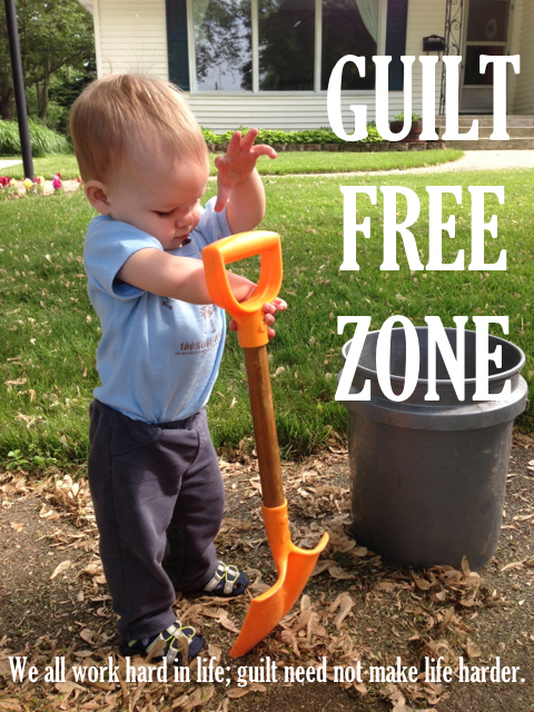 The Guilt Free Zone
