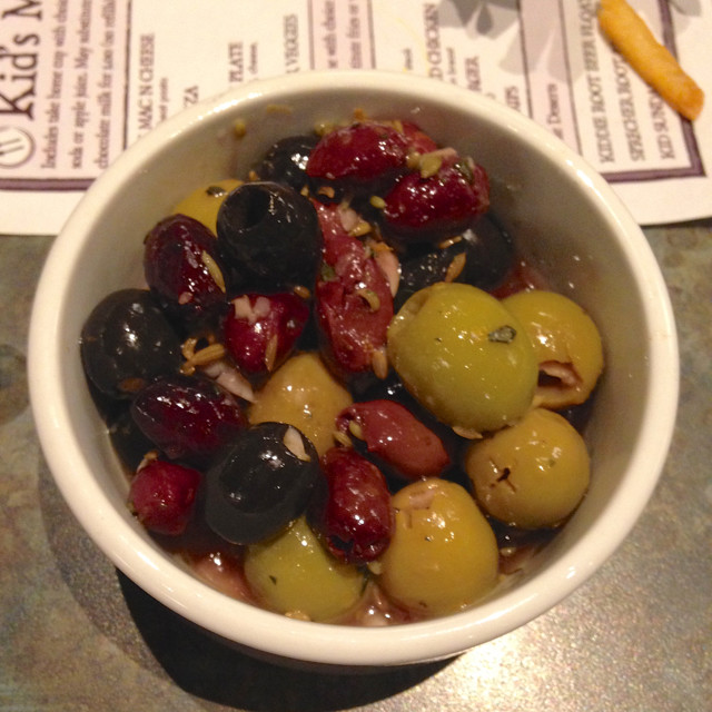 Olives Are the New Pickles