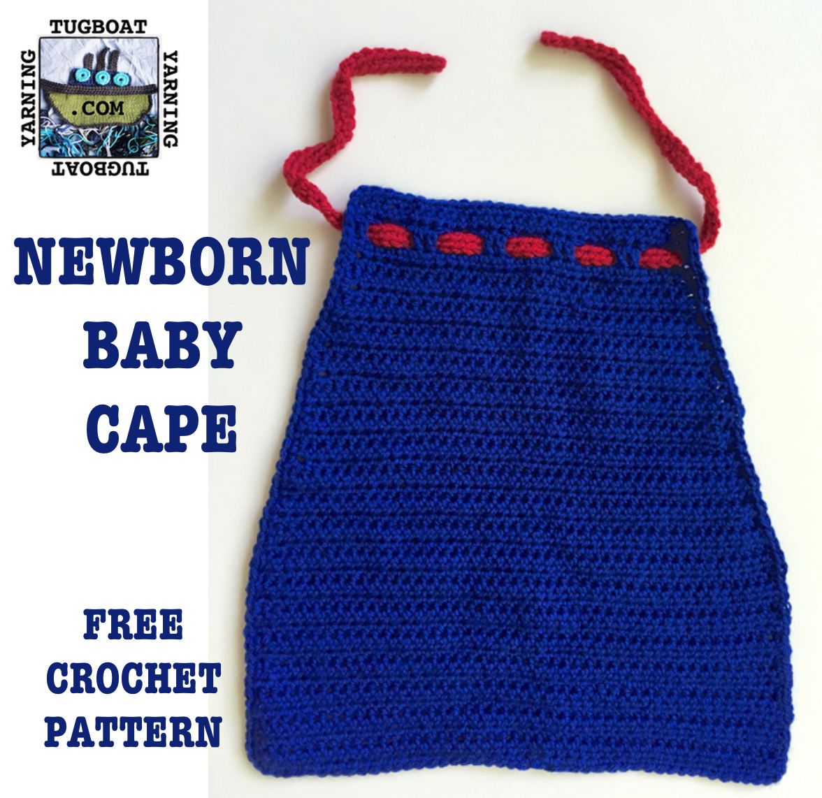 Free Crochet Pattern Toddler Cape : Baby Cape Crochet Pattern [S.O.P. Series] ? tugboat yarning