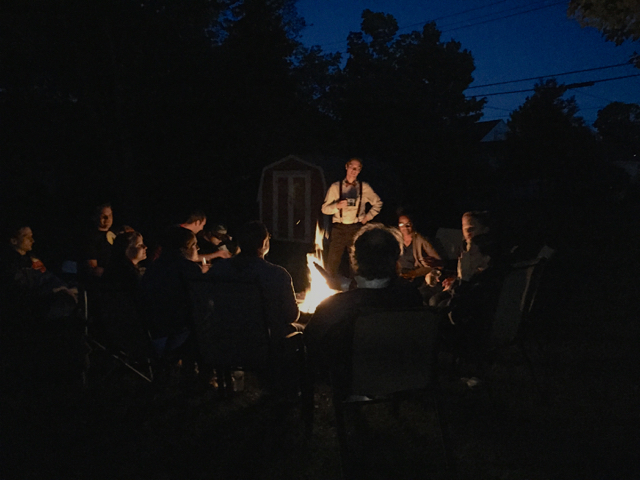Campfire Tales of the Nerdy